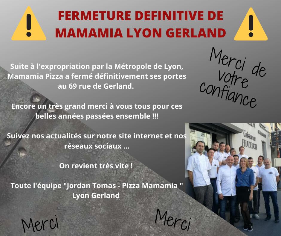Fermeture Gerland