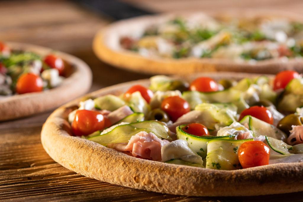 Les pizzas mythiques de JORDAN TOMAS PIZZA